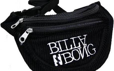 Ledvinka Billabong Rama Waist Bag black - černá