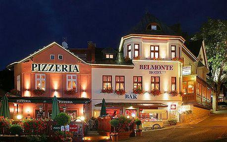 All inclusive dovolená v hotelu Belmonte na 3 dny