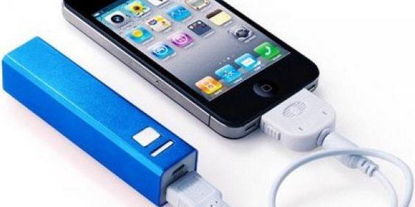 USB externí nabíječka Tube Power Bank!