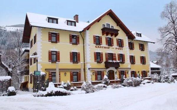 Rakousko, oblast Salcbursko, doprava vlastní, snídaně, ubytování v 3* hotelu na 8 dní