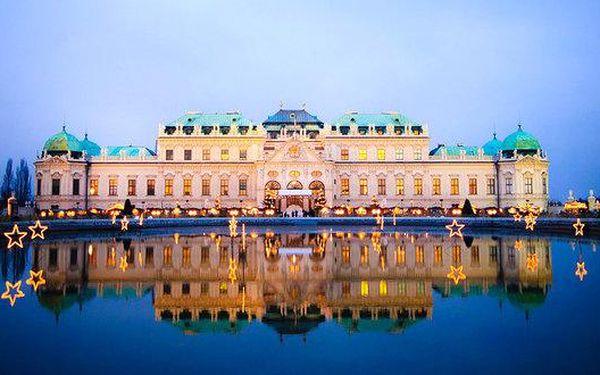 Adventní prohlídka Vídně včetně ubytování