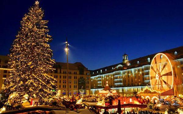 Vánoční Drážďany, podívejte se tam i vy!