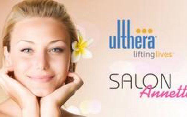 HIFU Ultherapy - omládněte bez skalpelu (ošetření ...