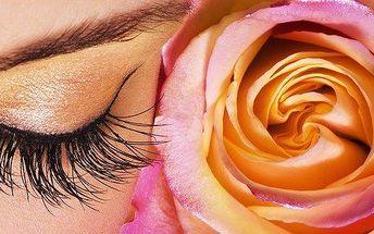 Prodloužení a zahuštění řas Blink lashes