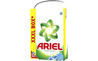 ARIEL Mountain Spring 80, 6 kg