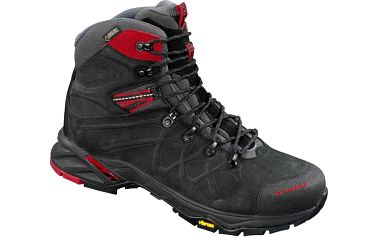 MAMMUT Mercury Advanced GTX Men black-dark inferno vel. UK 9,5