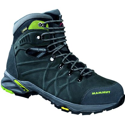 Mammut Mercury Advanced High II GTX® Men graphite-aloe, šedá, 44 2/3