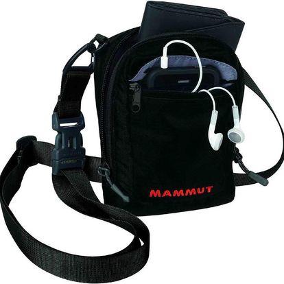 Taška přes rameno MAMMUT Täsch Pouch 3L black
