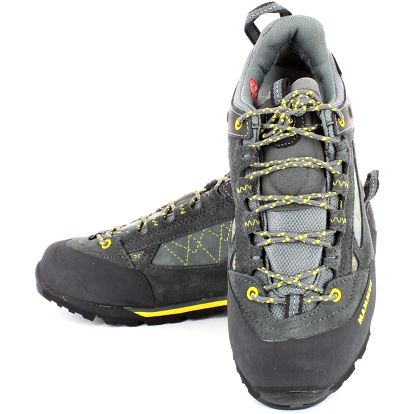 Mammut Ridge Low GTX® Men graphite-vibrant