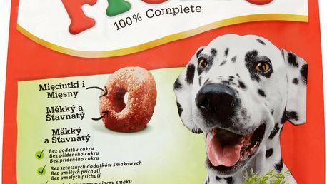 Frolic Frolic S hovězím masem, cereáliemi a zeleninou 4kg