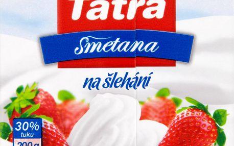 Tatra Tatra Smetana na šlehání 30% 200g