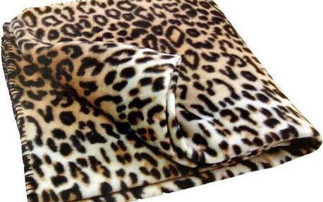 Fleecová deka pro domácí mazlíčky