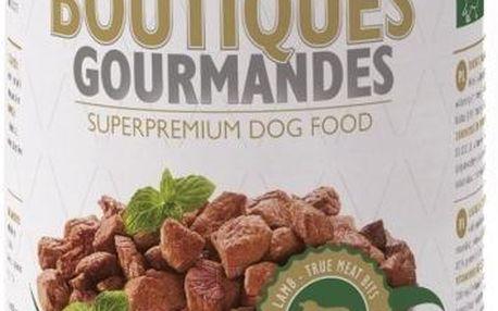 Brit Boutiques Gourmandes Lamb True Meat Bits 400…