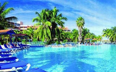 Kuba, oblast Varadero, doprava letecky, all Inclusive, ubytování v 4* hotelu na 14 dní