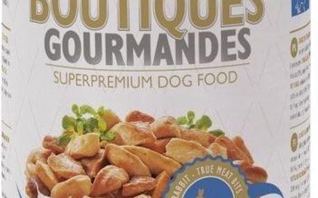 Brit Boutiques Gourmandes Rabbit True Meat Bits…