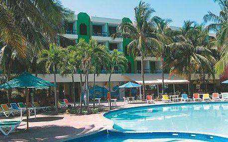 Kuba, oblast Varadero, doprava letecky, all Inclusive, ubytování v 2,5* hotelu na 15 dní