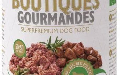 Brit Boutiques Gourmandes Lamb Bits & Paté 400 g