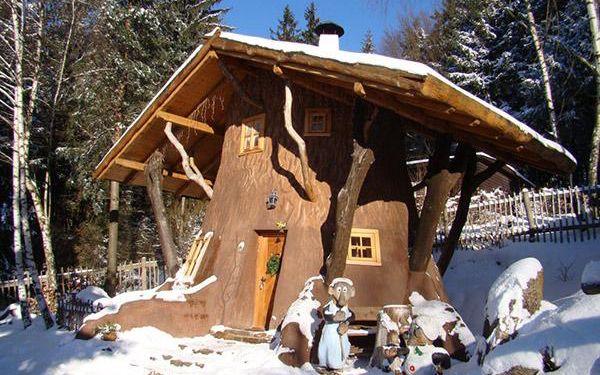 Kouzelná zima v pohádkové vesničce!