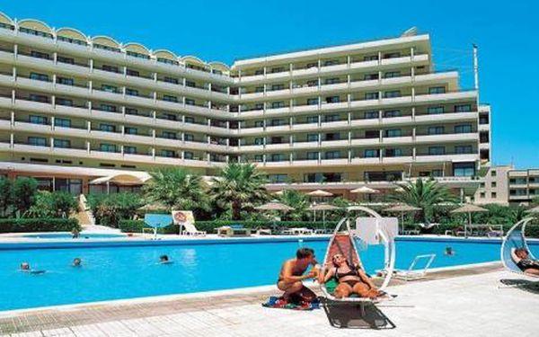 Řecko, oblast Rhodos, doprava letecky, polopenze, ubytování v 4* hotelu na 8 dní