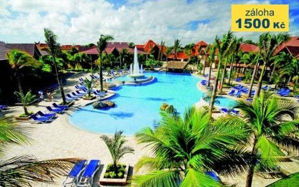Dominikánská republika, oblast Punta Cana, doprava letecky, all Inclusive, ubytování v 4* hotelu na 12 dní