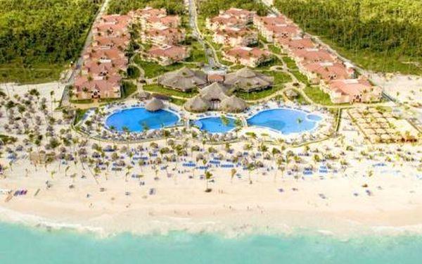 Dominikánská republika, oblast Punta Cana, doprava letecky, all Inclusive, ubytování v 5* hotelu na 9 dní