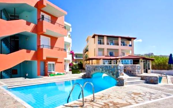 Řecko, oblast Kréta, doprava letecky, polopenze, ubytování v 3,5* hotelu na 8 dní