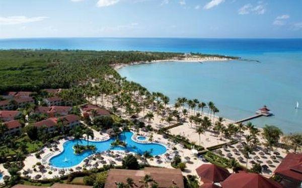 Dominikánská republika, doprava letecky, all Inclusive, ubytování v 5* hotelu na 8 dní