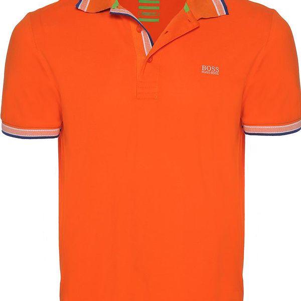 BOSS Green Pánské polo tričko HU7832297