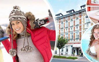 Krušné hory v zimě! Pobyt pro dva na 3 dny nebo týden v hotelu Clochard ***. Bohatá polopenze, vstupy do aquaparku, zooparku. Horký čaj po celou dobu pobytu! Navíc sleva na skipas do Ski areálu Klínovec! Super ceny za děti!