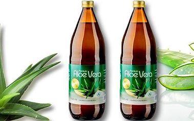 Přírodní 100% šťávy Allnature Premium Aloe…