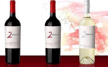 Nejlepší argentinská vína z vinařství Los…