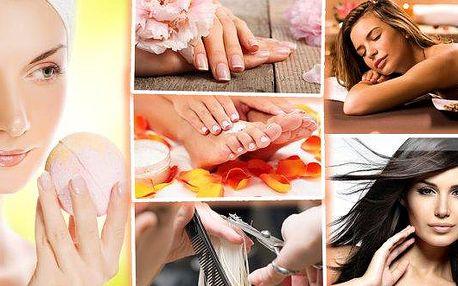 Beauty den pro princezny – péče o vlasy, tělo i pleť.Nabitý cca 6hodinový balíček s kosmetikou, manikúrou, pedikúrou, masážemi i službami kadeřníka. Užijte si den, kdy se necháte jen hýčkat, zakončený sklenkou sektu.