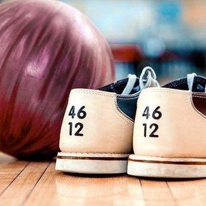 60 minut bowlingu až pro 6 lidí