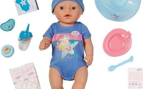 Hračka roku: Zapf Creation BABY born® BB interaktivní chlapec, 48 cm