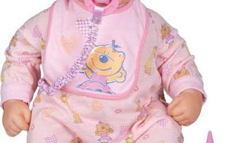Zapf Creation CHOU CHOU jako živé miminko, 48 cm