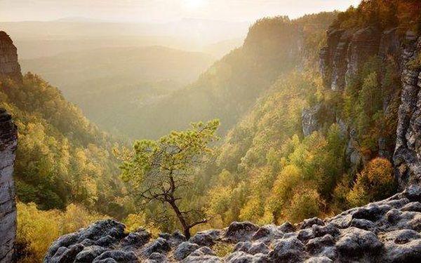 Dovolená v krásné přírodě Českého Švýcarska