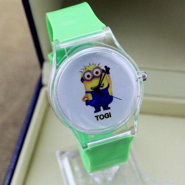 Náramkové hodinky Mimoň!