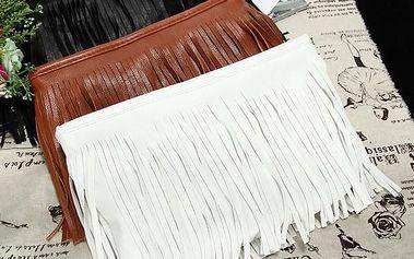 Dámská kabelka s třásněmi - na výběr ze 3 barev