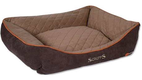 Scruffs pelíšek Thermal Box Bed XL hnědý