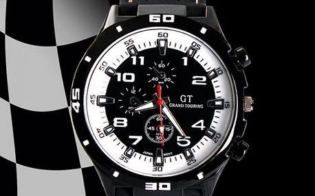 Stylové sportovní pánské hodinky - dodání do 2 dnů
