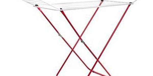 Sušák na prádlo 18m RED ROZBALENO