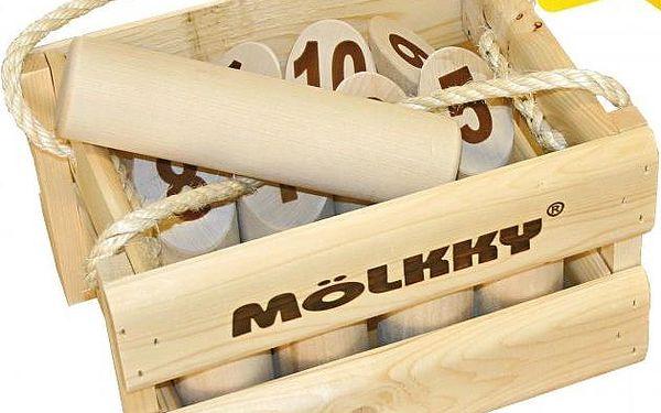 Albi Dřevěné kuželky Mölkky