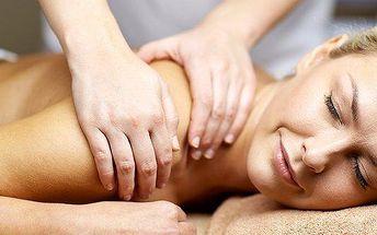 Uvolňující hodinová masáž v antickém duchu