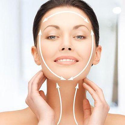 Neinvazivní lifting obličeje v Amaryllis Beauty Institutu v Jihlavě