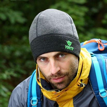 Zimní čepice pro sportovce - 4 barvy