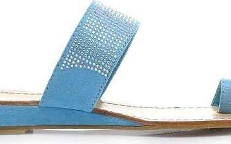 SUPER MODE Letní pantofle 99721BL /S3-70P 37