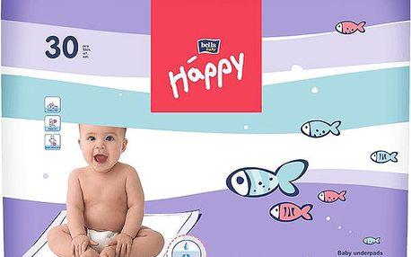 BELLA HAPPY Dětské podložky 60x60cm 30 ks
