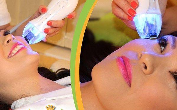 Intenzivní omlazení pokožky (obličej, krk a dekolt) s okamžitým liftingem-TrioLift - 1 či 3 ošetření