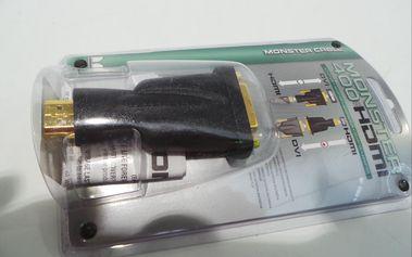 Redukce Monster HDMI-VGA