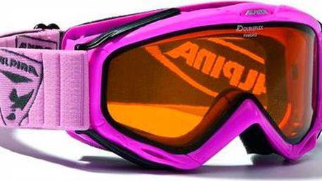 Lyžařské brýle Firebird, A7058.1.58 brýle lyžařské,Alpina,Rose